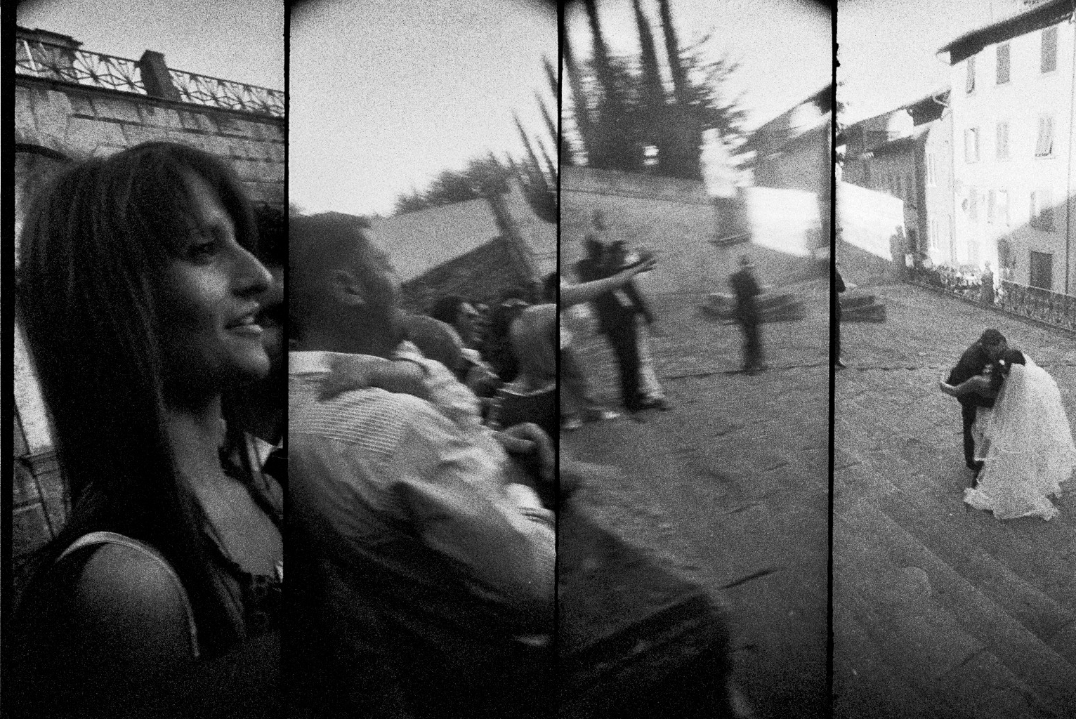 Lomo super sampler: Matrimoni!